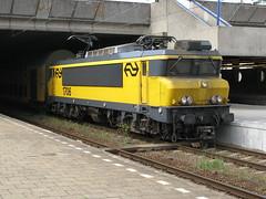 NS 1706, Den Haag Centraal