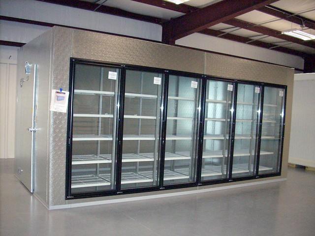 Glass Door Display Beverage Amp Food Cooler A Photo On