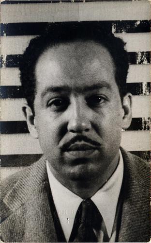 Langston Hughes, undated