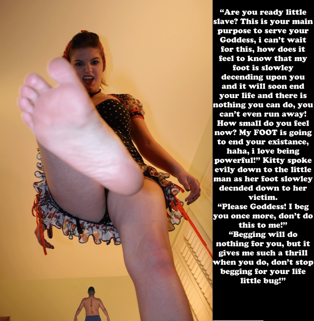Giantess Insertion Caption--7107