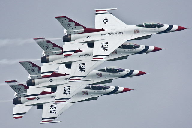 United States Air Force - Thunderbirds
