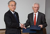 Signature of the Voluntary Contribution Agreement between the ITU and the Ministry of Internal Affairs and Communications of Japan