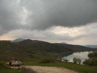 ...in Albania
