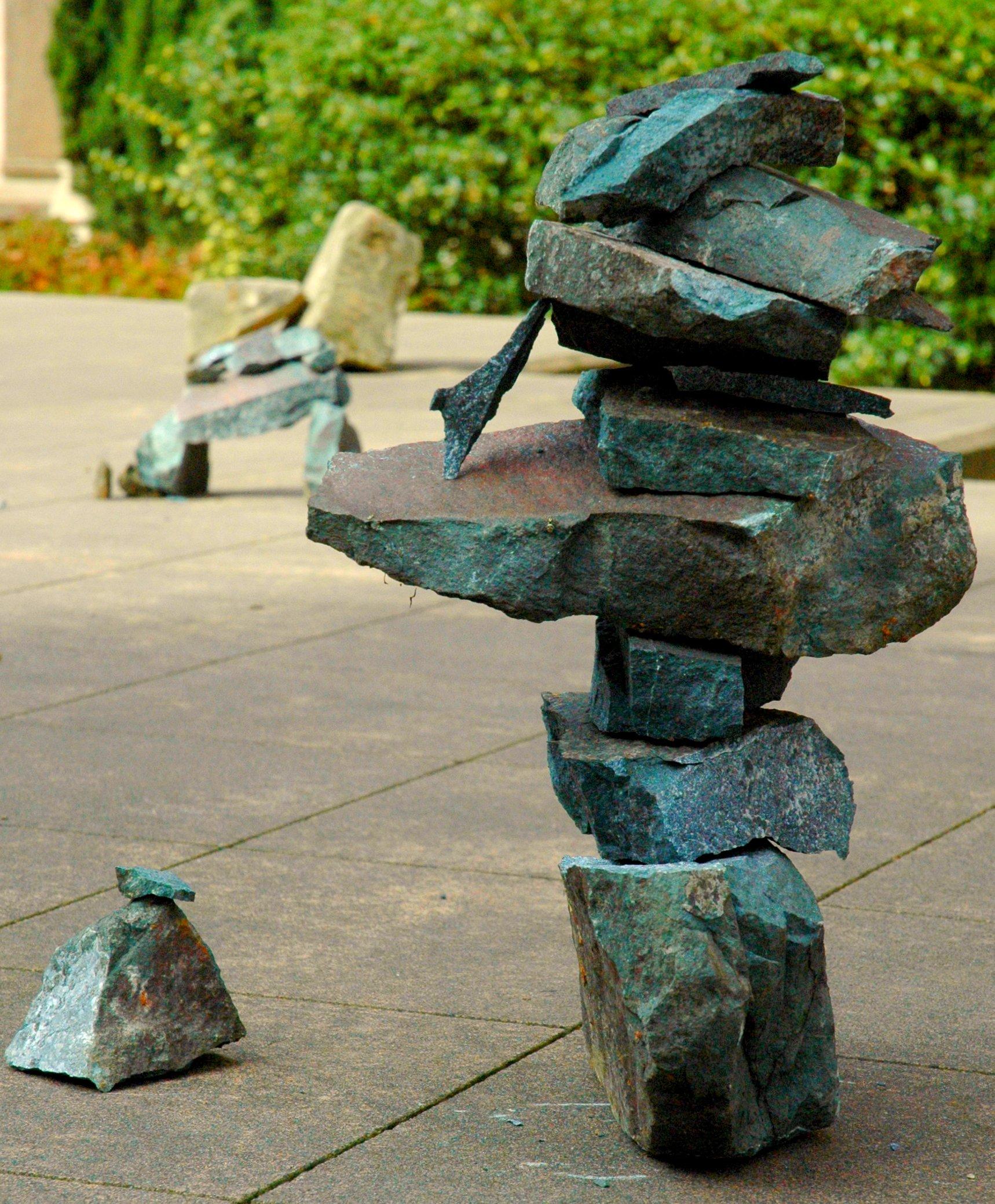 Japanese Natural Stone Guild Kyoto