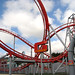 Small photo of G-force track!