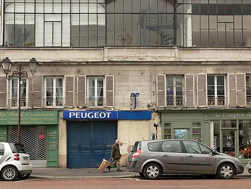 Flickriver photoset 39 versailles 39 by boccacino - Garage peugeot saint louis ...