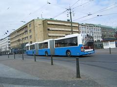 Triple bus
