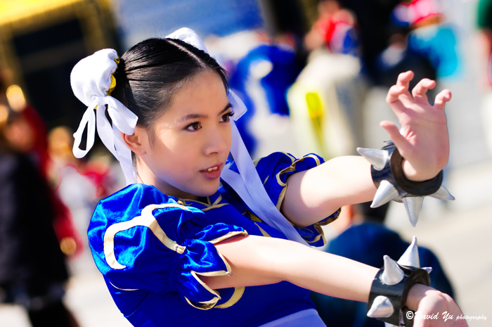 Cosplay Chun-Li