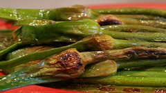 Garlic Spears (cooked) 2