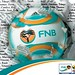 FNB ball crashing newspaper