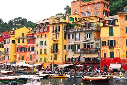 I colori della Liguria (The colours of Liguria) Italy