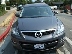 automobile, automotive exterior, mazda cx-9, vehicle, mazda, crossover suv, bumper, land vehicle,