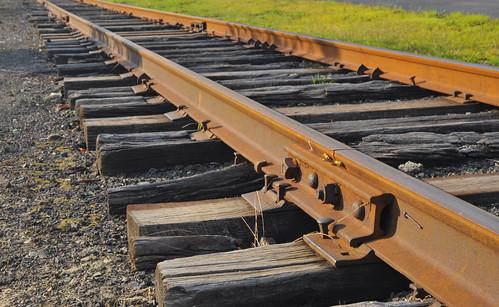 railroad downtown track pennsylvania bucknell lewisburg 24120 colourartaward nikond300