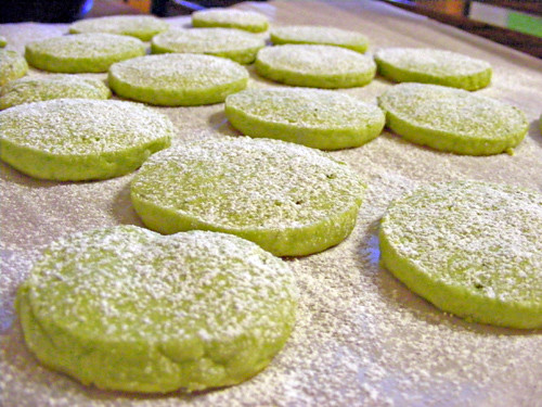 Lime Meltaway Cookies | Flickr - Photo Sharing!