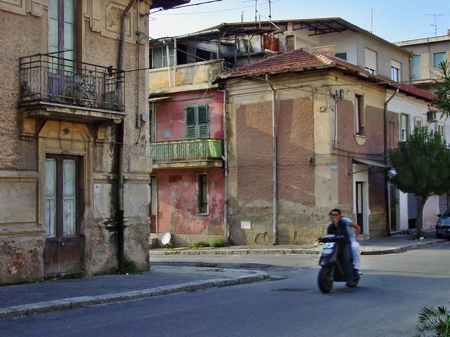 Via in Villa San Giovanni