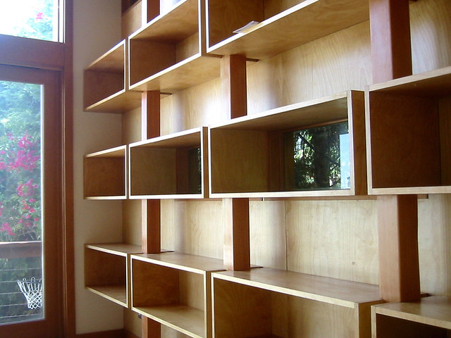 wall of shelves flickr photo sharing. Black Bedroom Furniture Sets. Home Design Ideas