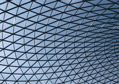Great Court Roof, British Museum