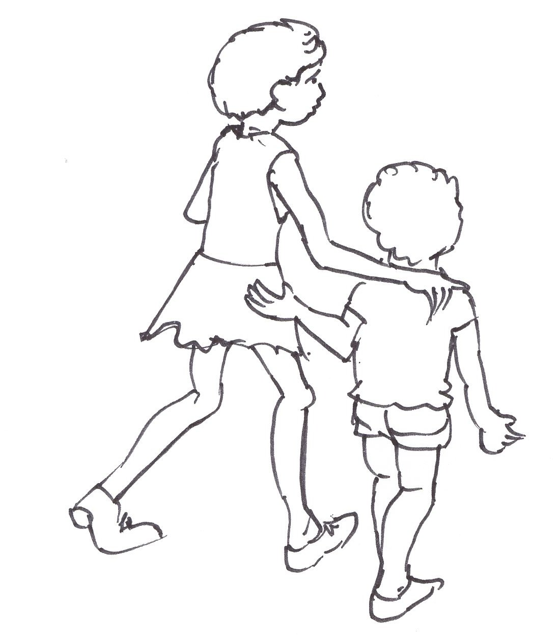 Sharing Coloring Pages - AZ Coloring Pages
