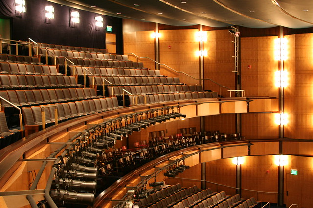 Kennedy Center Eisenhower Theater Flickr Photo Sharing