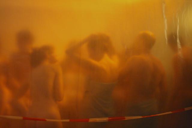 Nackt boy sauna images 95