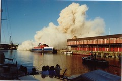 Bristol Warehouse Demolition Explosion (1988) 5 of 9