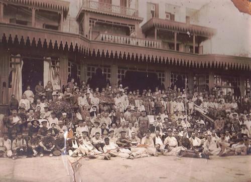 Cairo hospital 1915 Mena House Hotel, 2 Australian General Stationary Hospital (2 AGH)