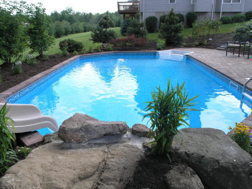 Semi Above Ground Pools