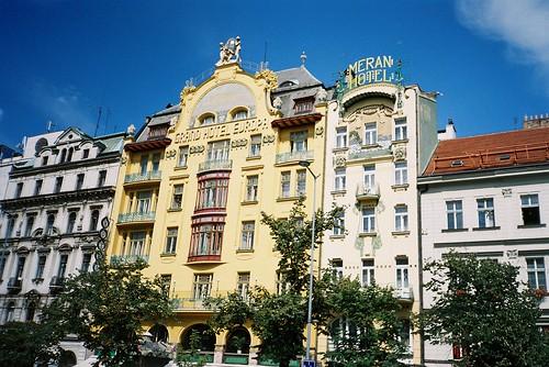 Prague hotel europa for Hotel europa prague
