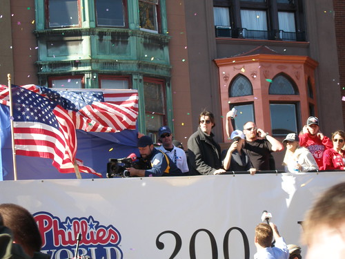 Phillies World Series Parade