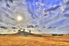 Eldorado Hills Sunset.jpg by Rich Baum