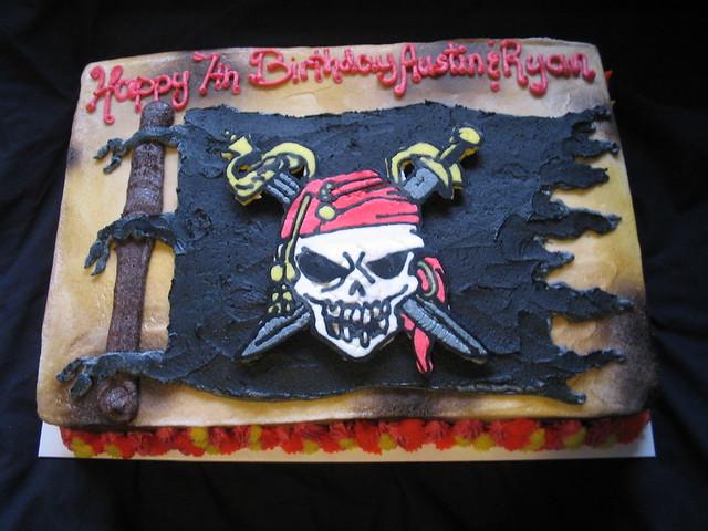 Pirate Cake Cake Ideas And Designs