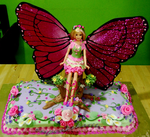 Barbie Mariposa | Flickr - Photo Sharing!