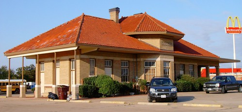 Gatesville (TX) United States Picture : Gatesville Railroad Depot (Gatesville, Texas)