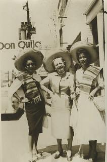 3 Generations Nogales 1960
