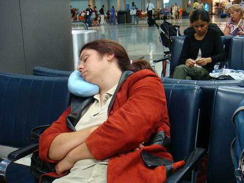 Top things to do while you're stuck at the airport 2