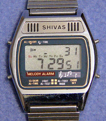Shavis melody watch 1987