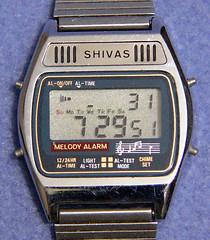 Shavis melody watch 1987