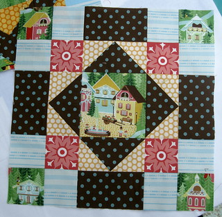 Tiffany's 9 Patch TwitterB Block 2