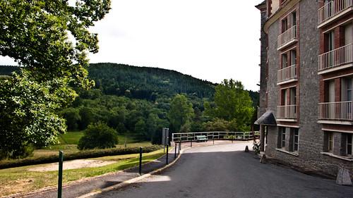 Sanatorium, Sainte Feyre