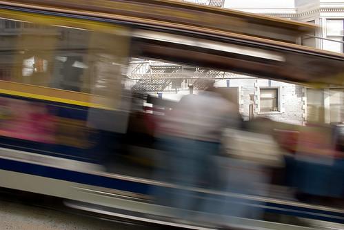 """San Francisco Cable Car"""