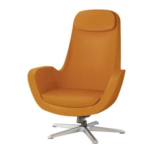 2407881885 - Fauteuil orange ikea ...