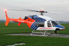 Bell 427 Alfa Helicopter