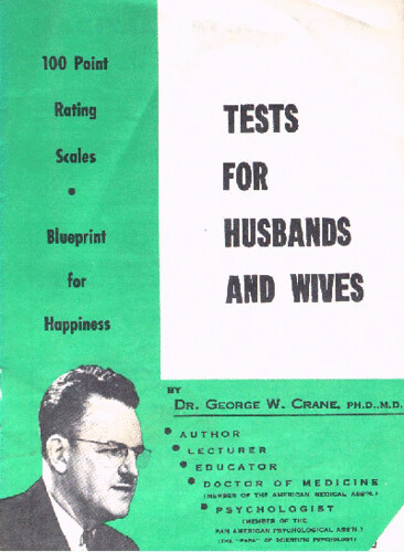 Tests for Husbands and Wives