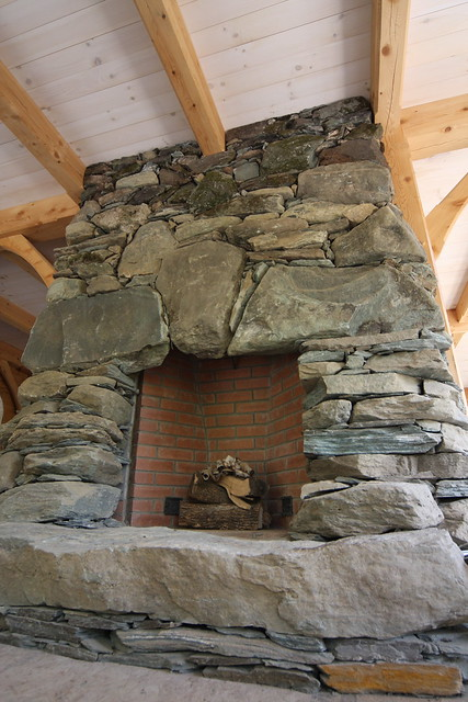 giant fieldstone fireplace | 2509378115_270b9fd4c2_z.jpg