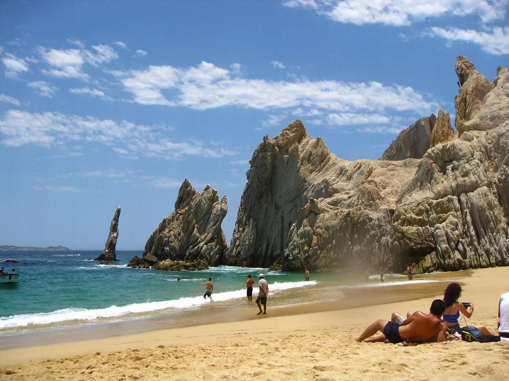 Lover's Beach мексика