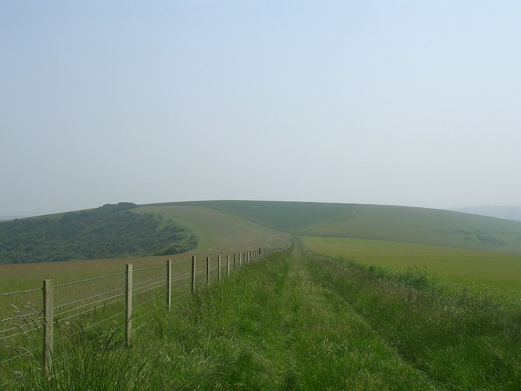 view Lewes to Rodmell (via Northease) to Seaford