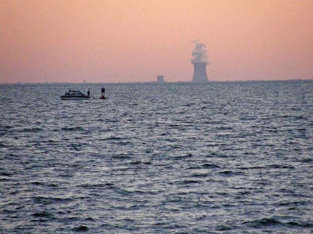 Pastel Lake Erie Evening