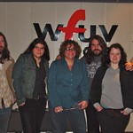 The Magic Numbers at WFUV with Rita Houston and Darren DeVivo