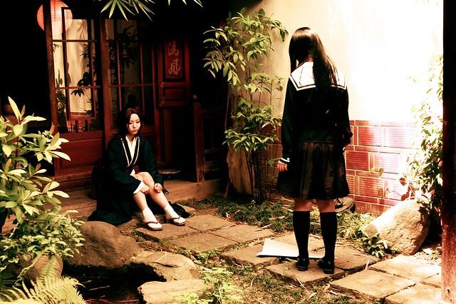 jigokushoujo-地獄少女: 黃昏的色調