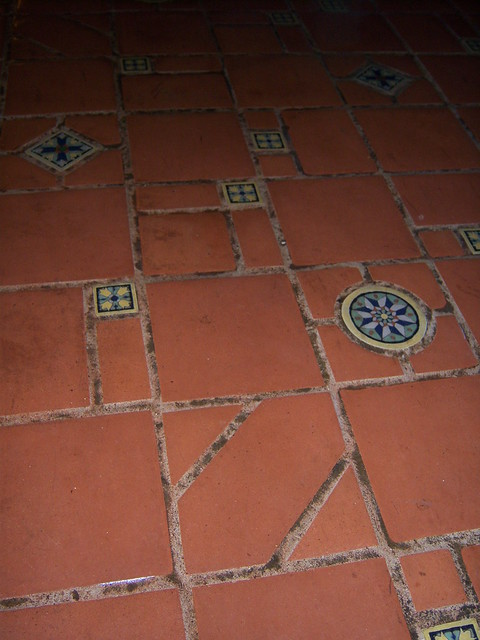 Santa Barbara Tile Floor Flickr Photo Sharing